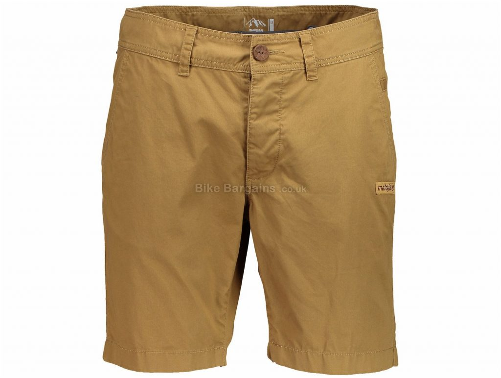 Maloja AnisagM. Shorts M, Brown, Men's, Baggy, Cotton