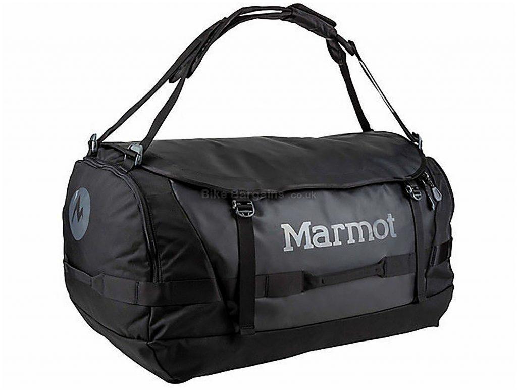 Marmot Long Hauler Duffel Holdall 105 Litres, Black, 1.587kg, Nylon, Holdall