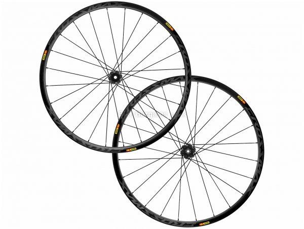 "Mavic Crossmax Pro Carbon Boost XD MTB Wheels 27.5"", Black, Front & Rear, 1.47kg"
