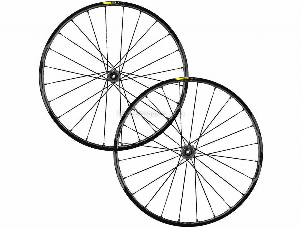 """Mavic XA Pro MTB Wheels 27.5"""", 29"""", Front & Rear, Black"""