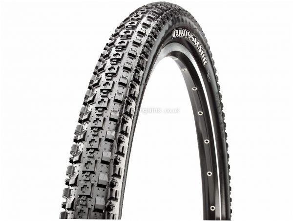 "Maxxis Crossmark MTB Tyre 29"", 2.1"", Black, Folding, Rubber, Kevlar"