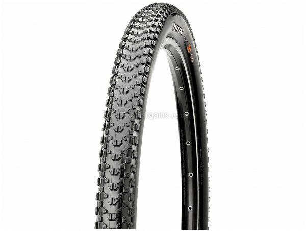 "Maxxis Ikon 3C EXO TR Folding MTB Tyre 29"", 2.6"", Folding, Black, 740g, Rubber, Kevlar"