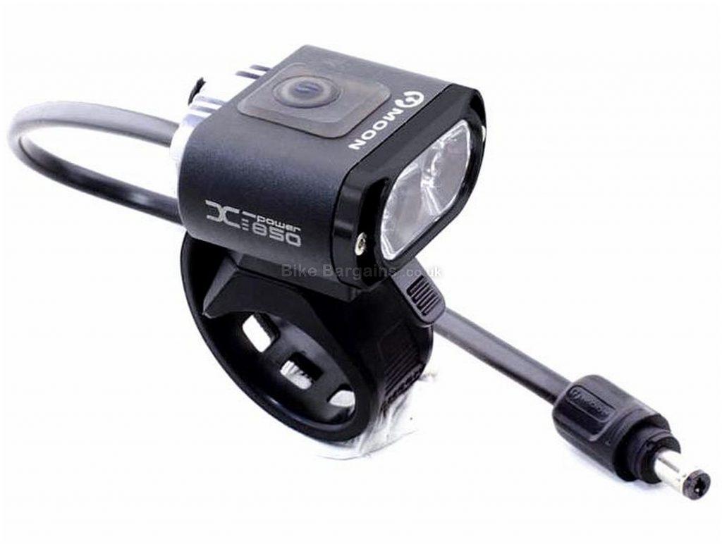 Moon X-Power 950 Front Light 950 Lumens, Black, Front