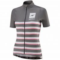 Morvelo Ladies Heathers Merino Short Sleeve Jersey