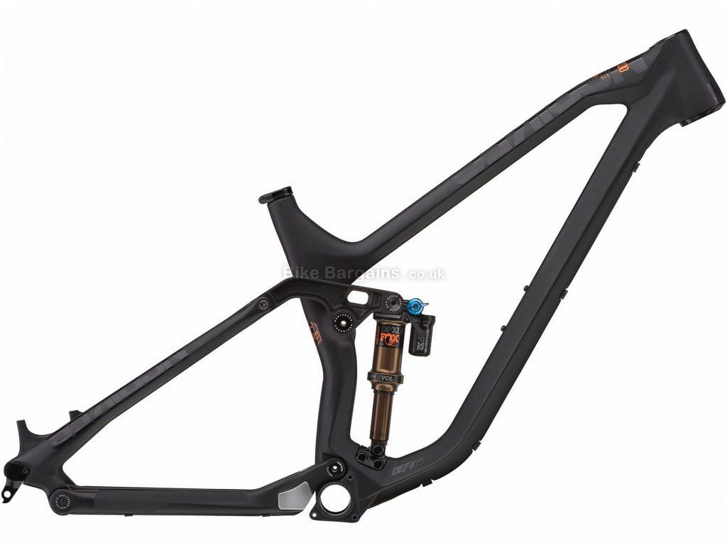 "NS Bikes Define 155 Fox DPX2 Carbon Full Suspension MTB Frame 2019 M, Black, Disc Brakes, Full Suspension, 29"", 2.45kg, Carbon"