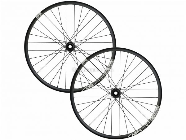 "NS Bikes Enigma Rock Boost MTB Wheels 27.5"", Black, Alloy"