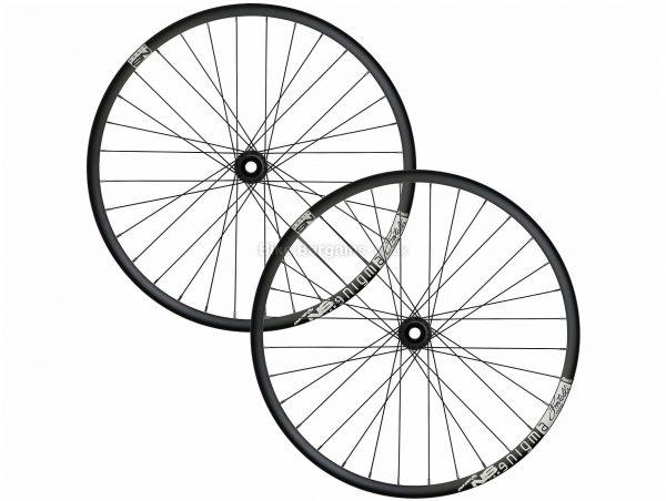 "NS Bikes Enigma Rock MTB Wheels 27.5"", Front & Rear, Black"