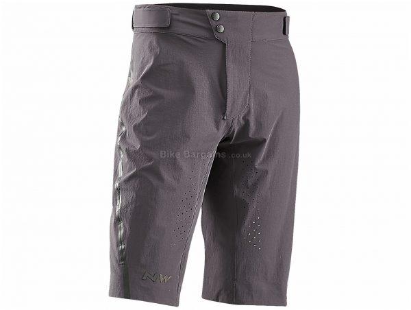 Northwave Domain Race Baggy Shorts XXL, Grey, Men's, Baggy, Polyamide