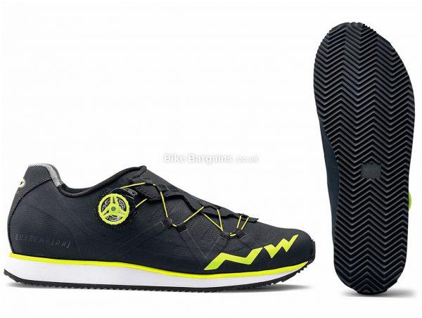 Northwave Podium R Casual Shoes 43, Black, Boa, EVA, rubber