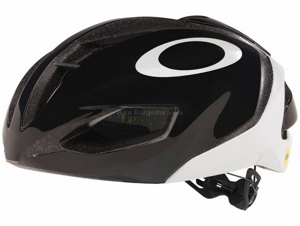 Oakley ARO5 MIPS 2.0 Helmet S, Red, Black, Unisex, 6 vents, Polycarbonate