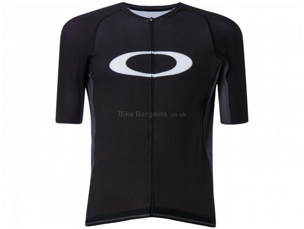 Oakley Icon 2.0 Short Sleeve Jersey XS,S,XL,XXL - some are slightly extra, White, Green, Blue Short Sleeve, Men's, Polyester, Elastane