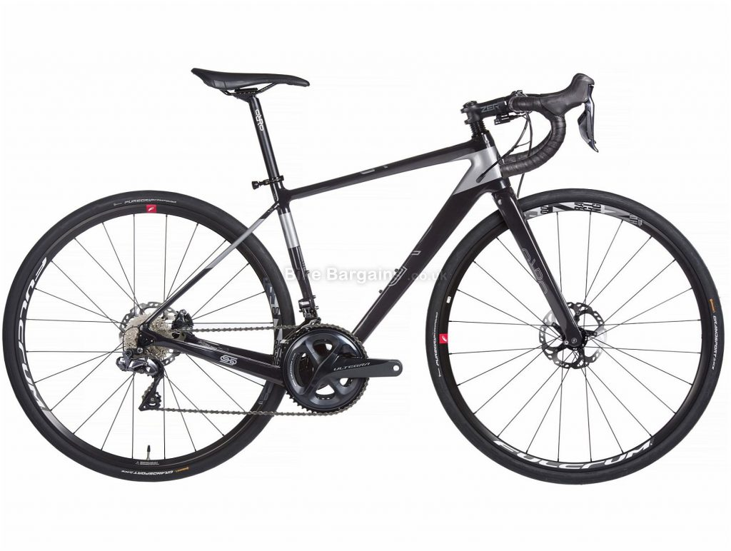 Orro Terra C 8070 Di2 R700 Adventure Carbon Gravel Bike 2020 M,L, Black, Green, 22 Speed, Carbon Frame, 700c Wheels, Disc Brakes