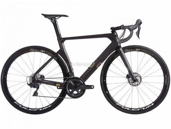Orro Venturi Aero 8020 Carbon Gravel Bike 2020 M, Black, 22 Speed, Carbon Frame, 700c Wheels, Disc Brakes, 8.12kg