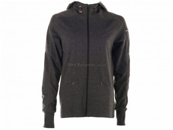 Primal Ladies Opus Hoodie XXL, Grey, Ladies, Long Sleeve, Polyester