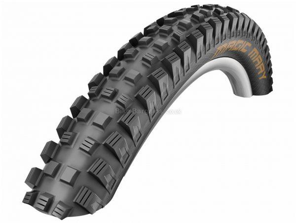 "Schwalbe Magic Mary Addix Bike Park Tyre 27.5"", 2.4"", Black, Wire, 1.475kg, Steel, Rubber"