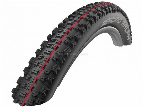 "Schwalbe Racing Ralph Addix Speed LiteSkin Folding MTB Tyre 29"", 2.1"", Folding, Black, Rubber, Kevlar, 525g"