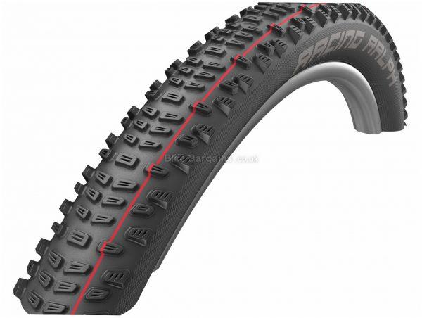 "Schwalbe Racing Ralph Evo LiteSkin Addix Speed Folding MTB Tyre 27.5"", 2.25"", Folding, Black, Rubber, Kevlar, 330g"