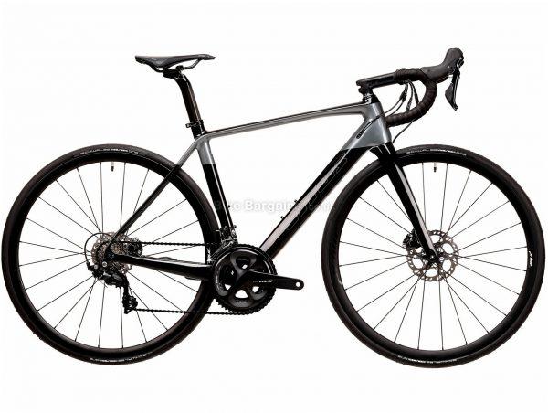 Vitus ZX1 CR 105 Carbon Road Bike 2020 XS, Black, Grey, 22 Speed, Carbon Frame, 700c Wheels, Disc Brakes, 8.02kg
