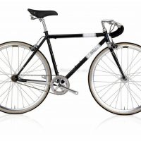 Wilier Toni Bevilacqua Steel Single Speed Bike
