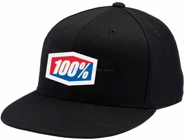 100% Essential Cap L,XL, Red, Polyester