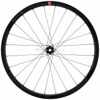 3T R Discus Plus C30W Stealth Front Gravel Wheel