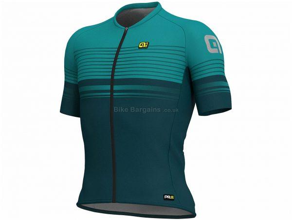 Ale Graphics PRR MC Slide Short Sleeve Jersey XXL, Black, Yellow, Short Sleeve, Men's, Polyester, Elastane