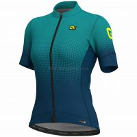 Ale Ladies PRS MC Dots Short Sleeve Jersey