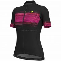 Ale Ladies Solid MC Start Short Sleeve Jersey