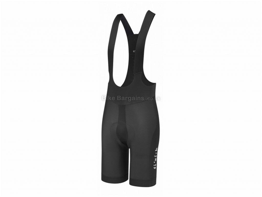 Fizik Link R3 Bull Bib Shorts XXL, Black, 189g, Polyester, Elastane