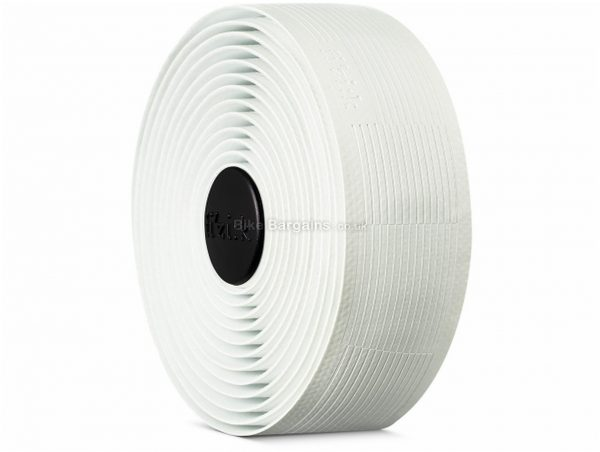Fizik Vento Solocush Tacky Bar Tape 2.7mm, White, Rubber