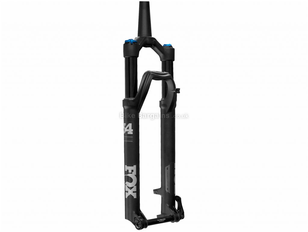 "Fox 34 Float Performance Grip MTB Suspension Fork 29"", 140mm, Black, Alloy Construction"