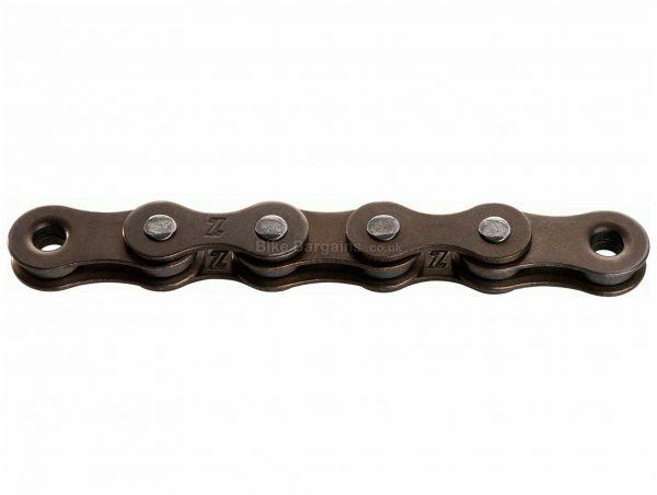 KMC Z1 Single Speed Chain 112 links, Wide, Brown, Steel