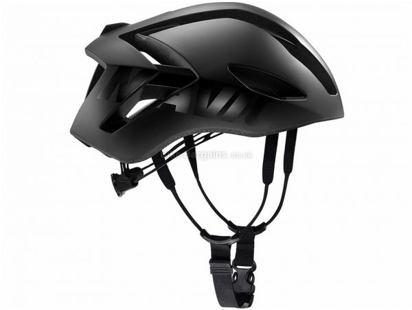 Mavic Comete Ultimate Helmet S, Black, 12 vents, Polycarbonate