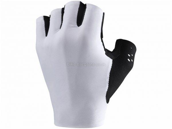Mavic Cosmic Pro Mitts XXL, White, Black, Unisex, Mitts, Polyester, Polyurethane