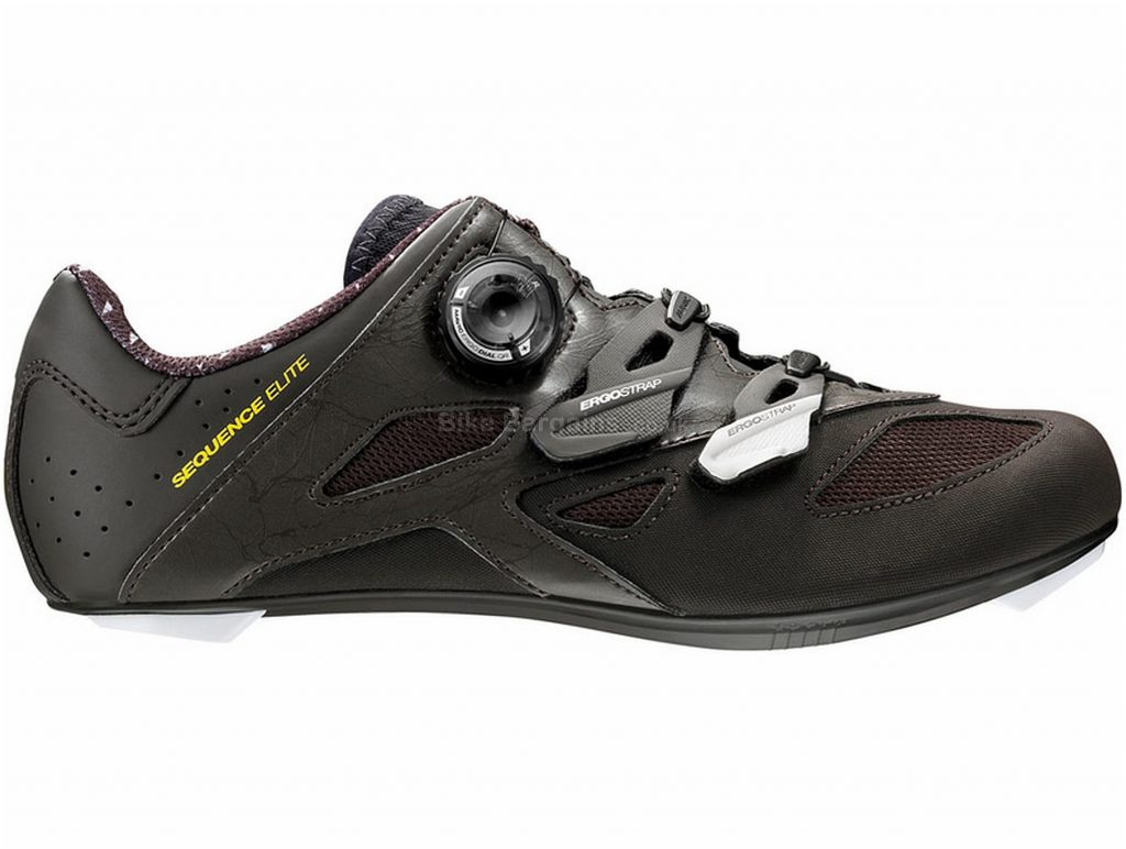 Mavic Sequence Elite Ladies Road Shoes 36, Black, Boa Fastening, 240g, Carbon