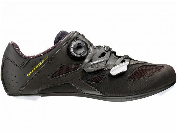 Mavic Sequence Elite Ladies Road Shoes 36, Black, Boa Fastening, 240g, Carbon