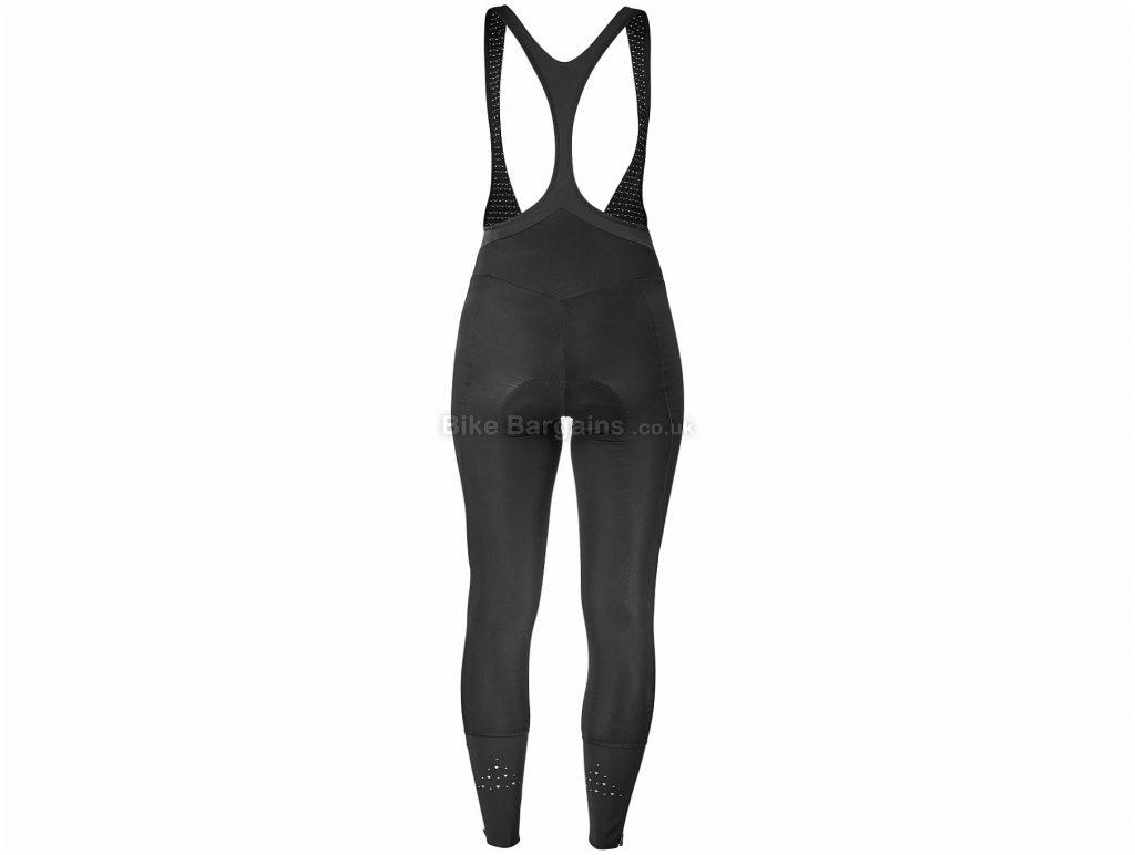Mavic Sequence Thermo Ladies Bib Tights XL, Black, Ladies, Elastane, Nylon