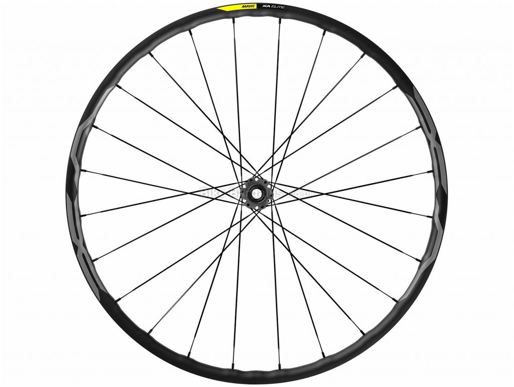 "Mavic XA Elite Supermax Front MTB Wheel 27.5"", 2.35"", Front, Black, 780g, Alloy"