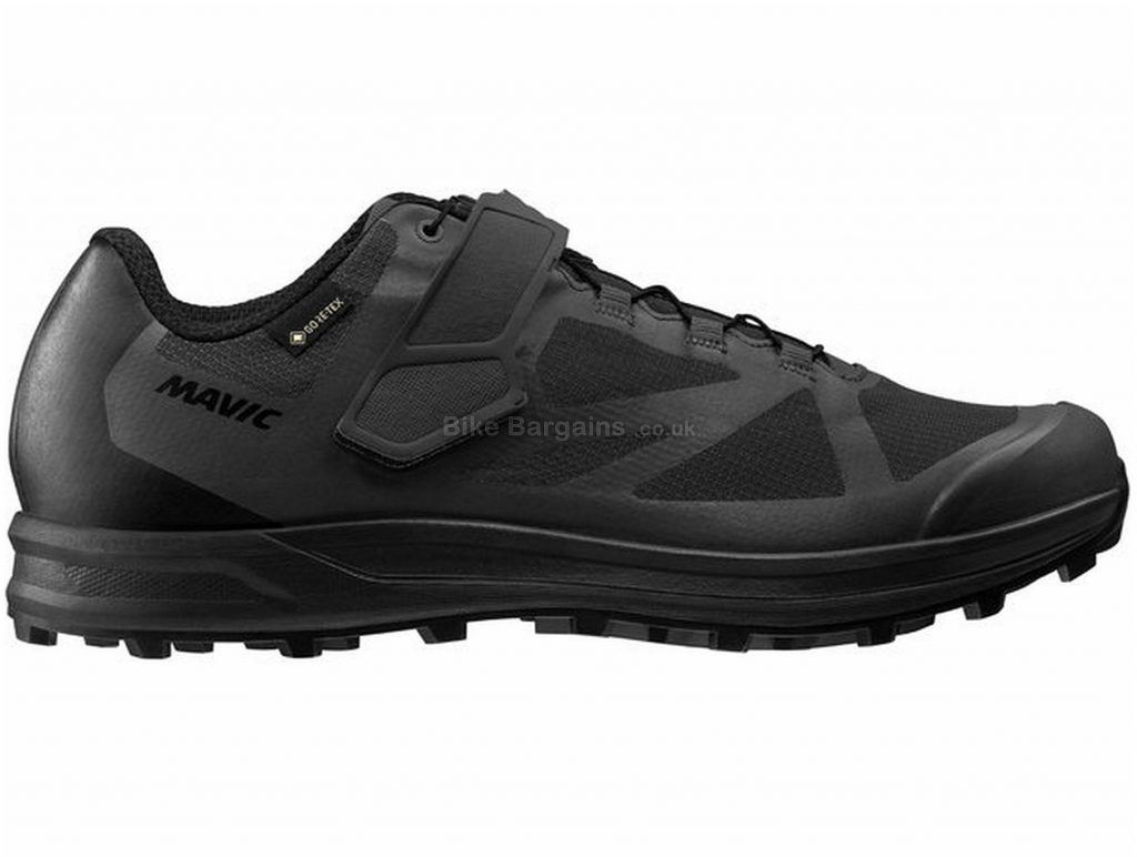 Mavic XA GTX MTB Shoes 42, Black, Boa & Velcro Fastening, Rubber, EVA