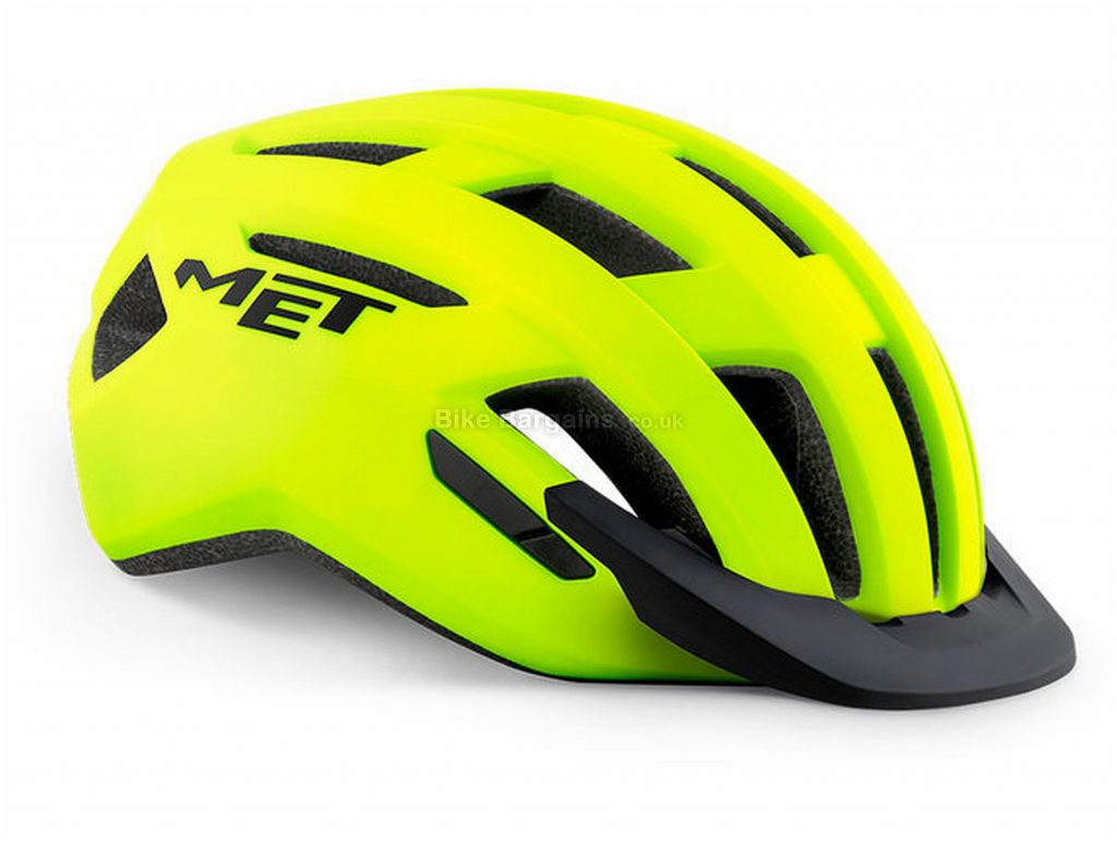 Met Allroad Helmet S, Yellow, 16 vents, 245g, Polycarbonate