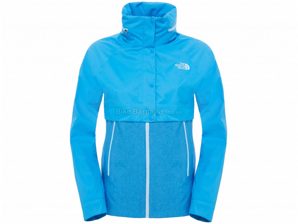 The North Face Ladies Kayenta Jacket 2016 XS,S, Blue, Ladies, Long Sleeve, Polyester