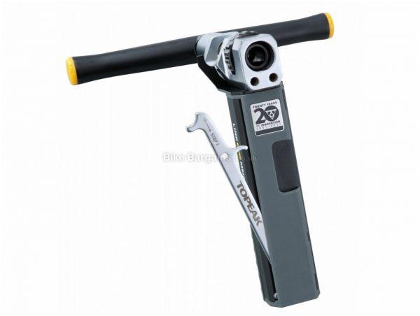 Topeak Link Meister Chain Tool Black, Silver, 7-12 Speed, 10cm, 5cm, 3cm, 380g, Steel, Alloy
