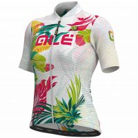 Ale Ladies Solid Tropika Short Sleeve Jersey