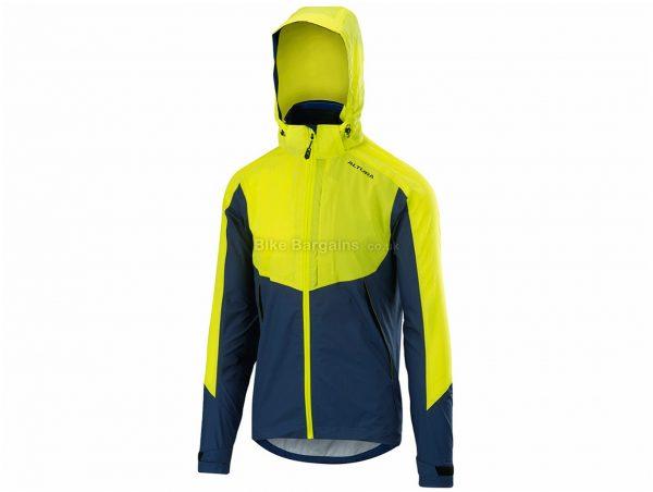 Altura Nightvision Thunderstorm Jacket S, Blue, Long Sleeve, Nylon, Polyester