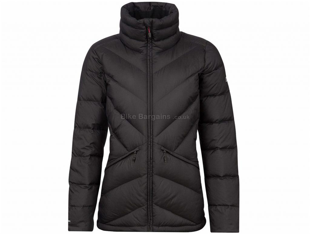 Berghaus Ladies Easdale Jacket 10,16, Black, Ladies, Long Sleeve, Polyester