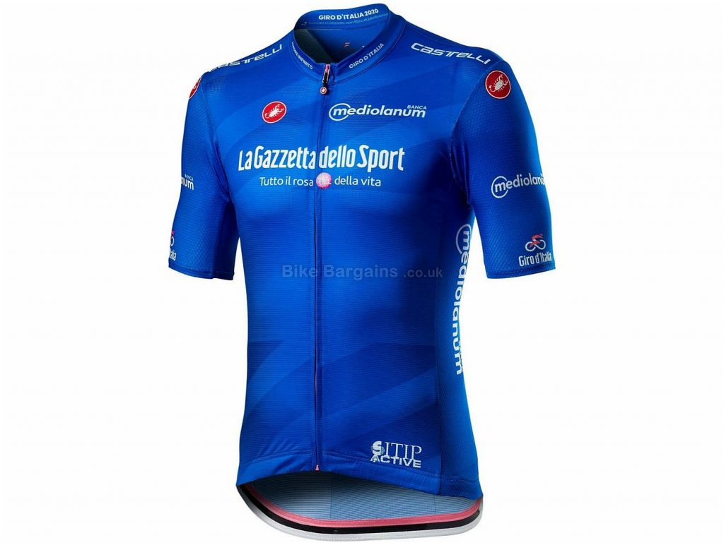 Castelli Giro 103 Competizione Short Sleeve Jersey S,M, Pink, Men's, Short Sleeve, Weighs 146g, Polyester, Elastane