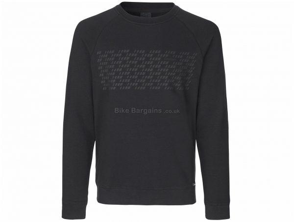 GripGrab Icon Long Sleeve Sweatshirt XS, Black, Men's, Long Sleeve, Cotton, Elastane
