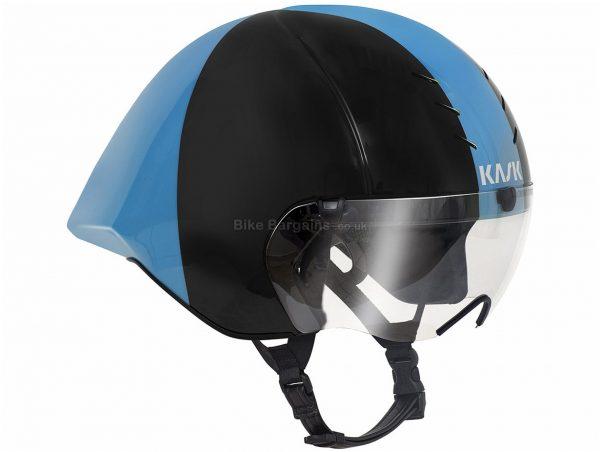 Kask Mistral Time Trial Helmet L, Black, White, Red, Blue, Green, Silver, 340g, 8 Vents, Polycarbonate