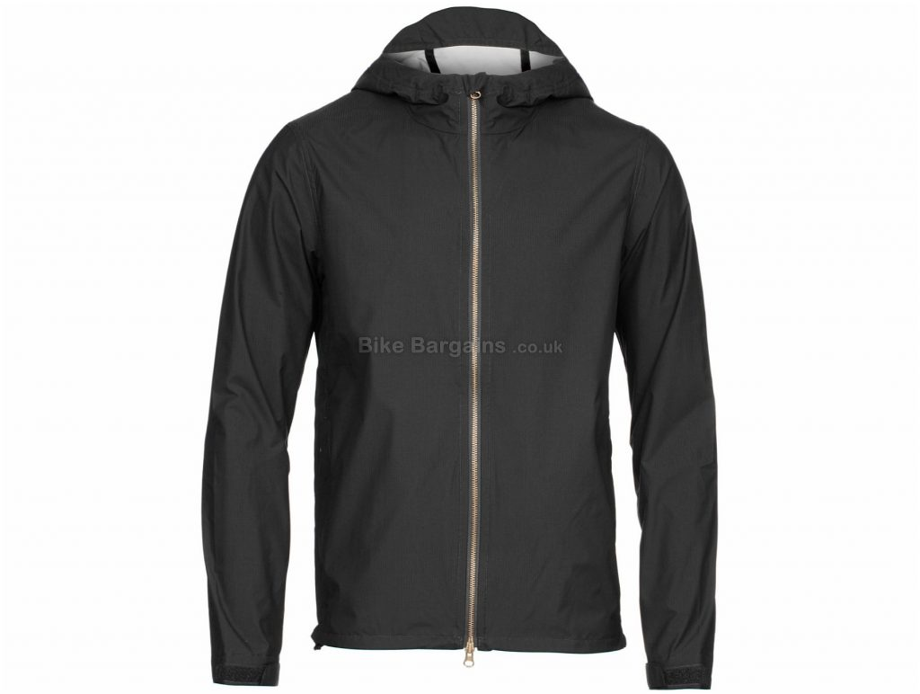 Levi's Commuter Pro Echelon Windbreaker Jacket S, Black, Brown, Men's, Long Sleeve, Polyamide