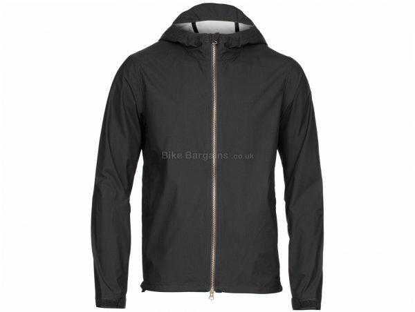 Levi's Commuter Pro Echelon Windbreaker Jacket S, Black, Brown, Men's, Long Sleeve, Polyamide